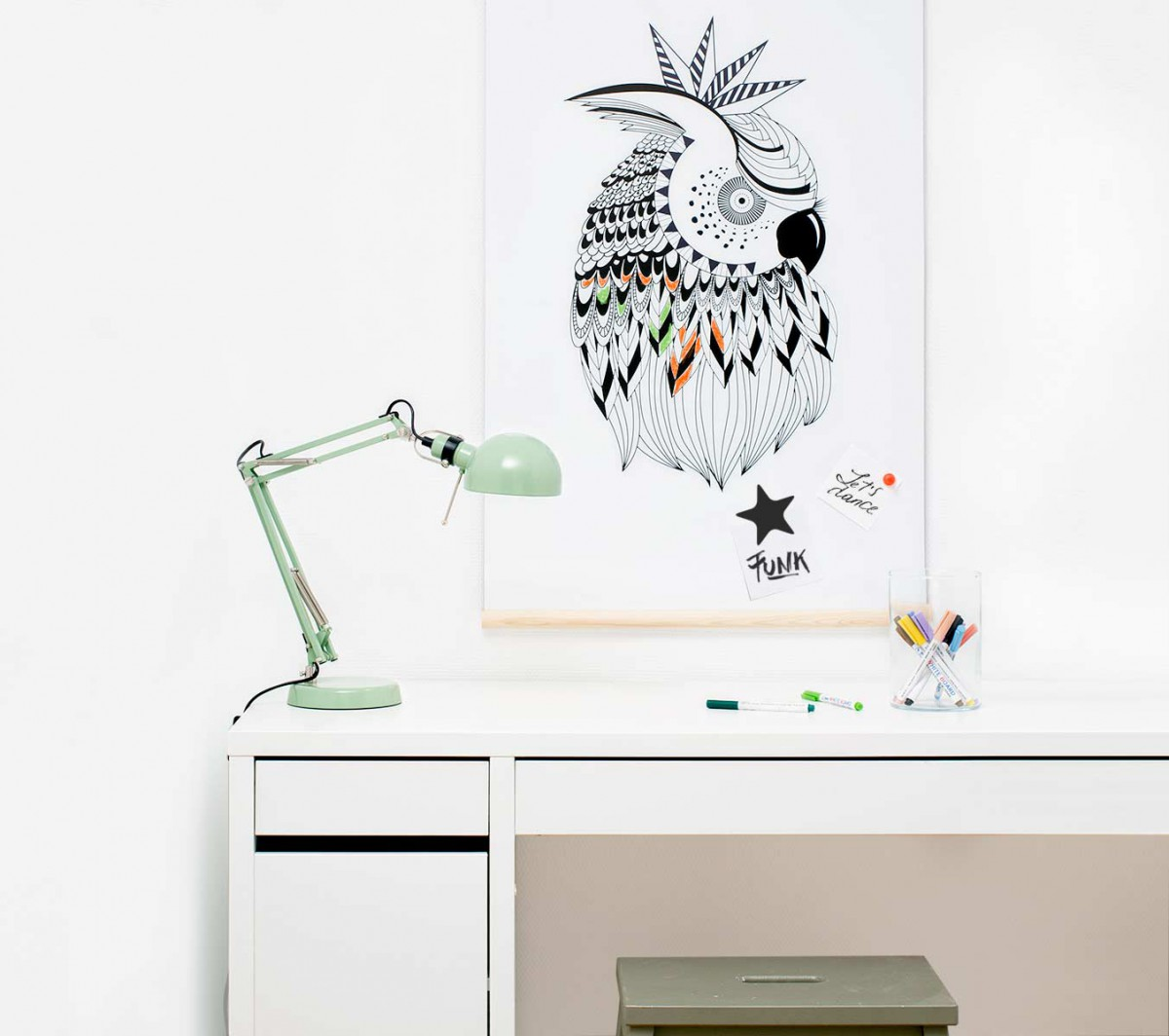magnetisch whiteboard ikea awesome standtafel kinder tafel maltafel magnettafel lerntafel. Black Bedroom Furniture Sets. Home Design Ideas