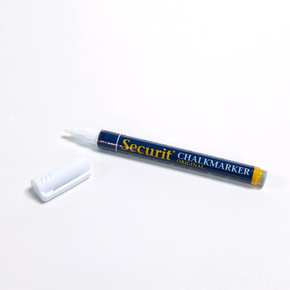 Chalk marker / white - with fine tip - Groovy Magnets