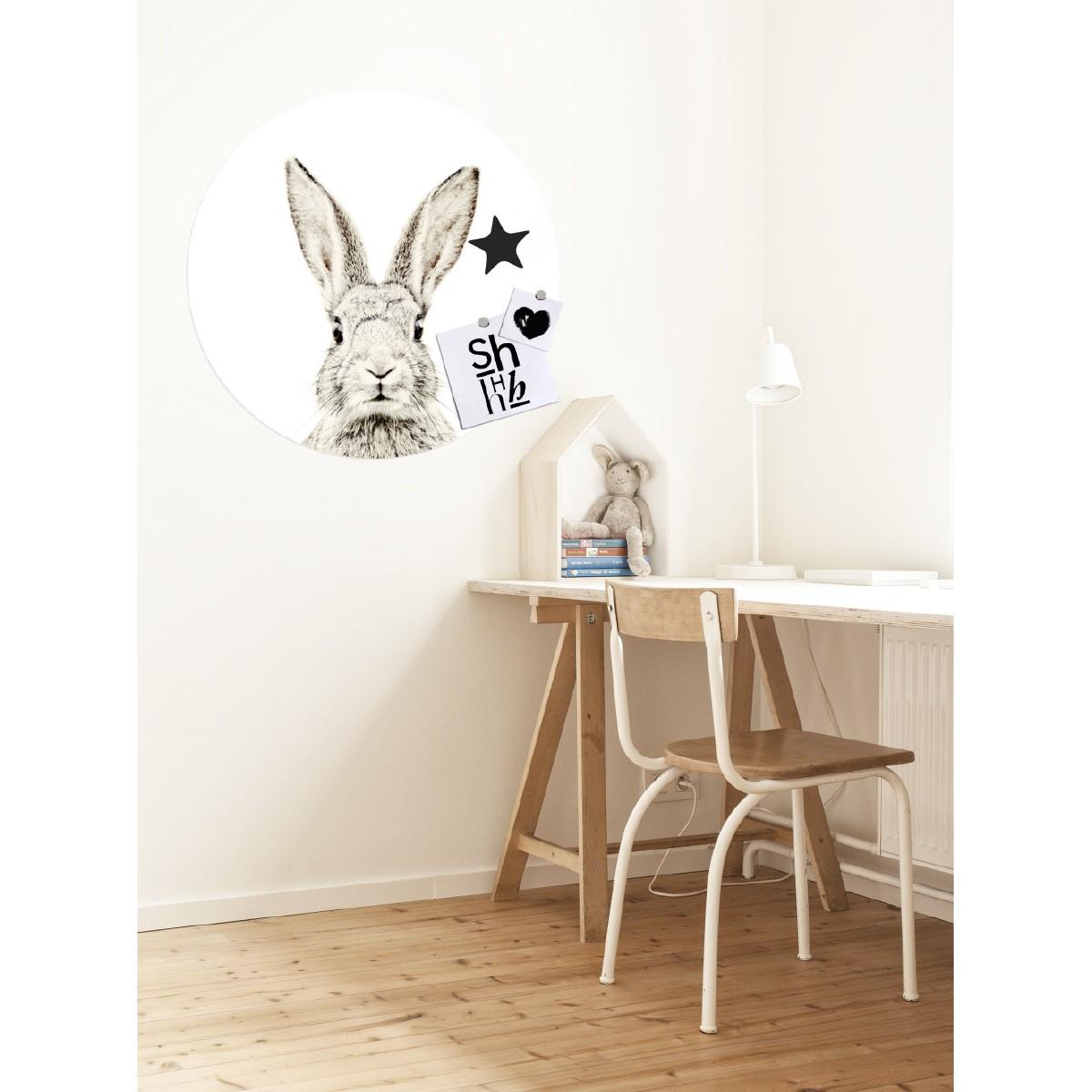 Uitgelezene Magneetsticker konijn van Groovy Magnets - decoratieve en XU-14